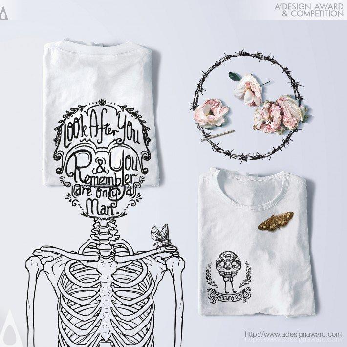 Joss (Water-Repellent & Oil-Resistant T-Shirt Design)