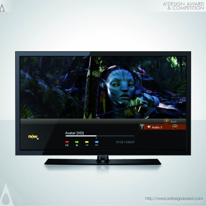Stargazr (Tv User Interface Design)