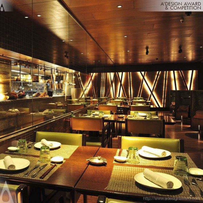 Chinar (Lounge Bar Dining Design)