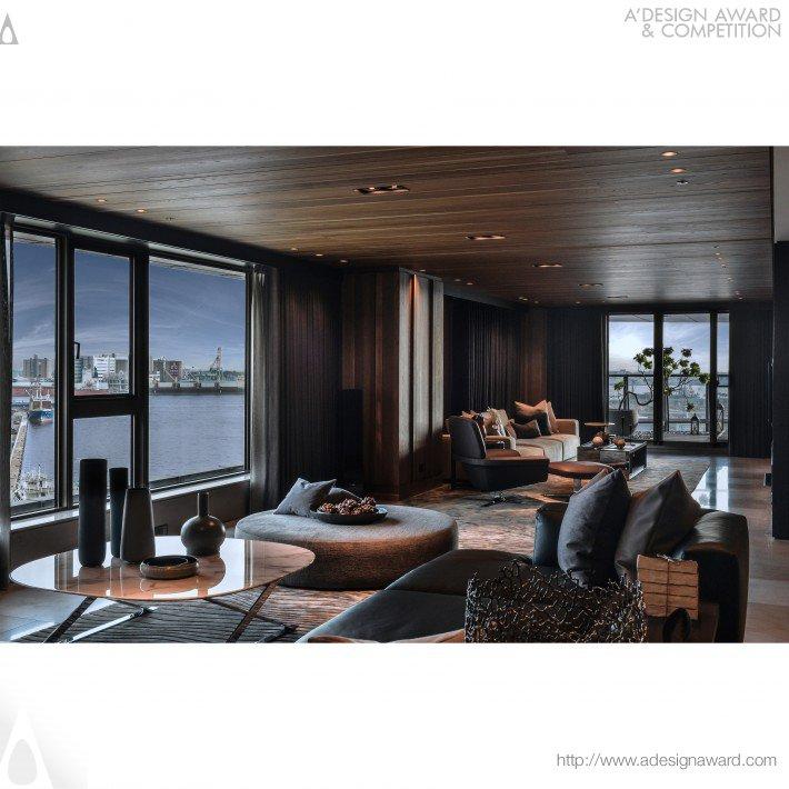 The Harbor House (Residential House Design)