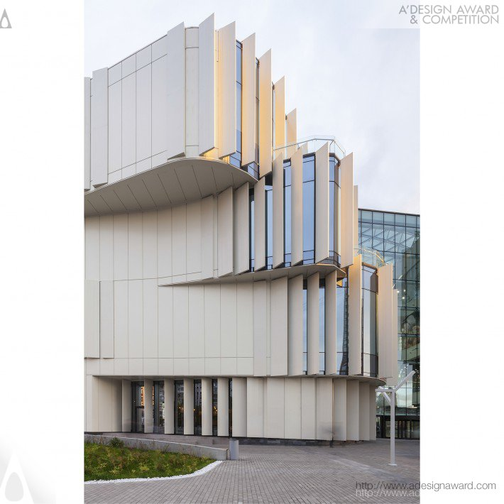 Horosho (Shopping Mall Design)