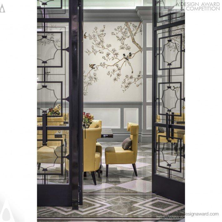 Poly Garden Center (To Promote Apartment Sales Design)