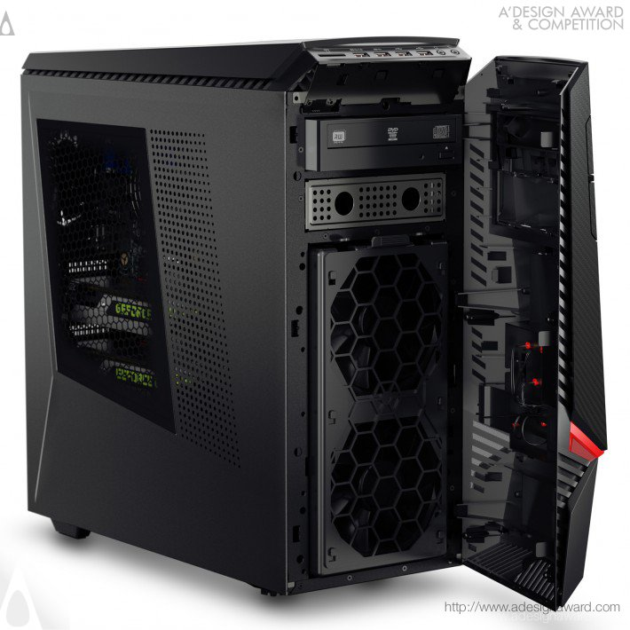Ideacentre Y900 (Gaming Pc Design)