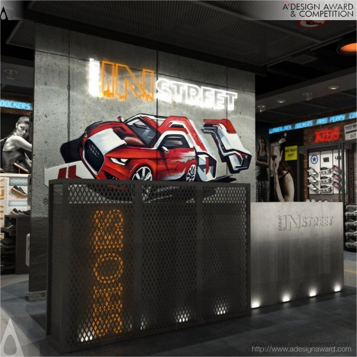 Sport in Street (Retail Design)