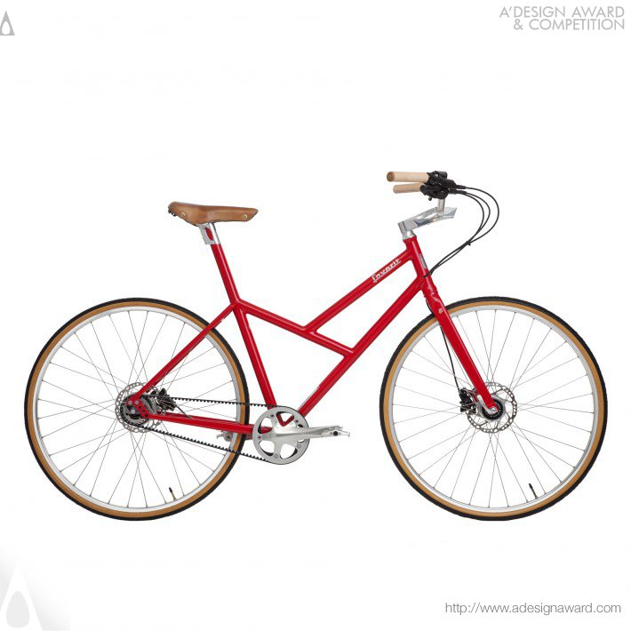Favorit Bikes (Retro Bike Design)