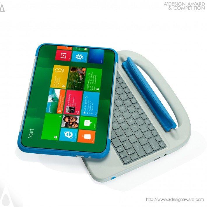 Unite 401 (Detachable Device For Education Design)