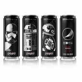 Pepsi Black X Star Wars Lto China
