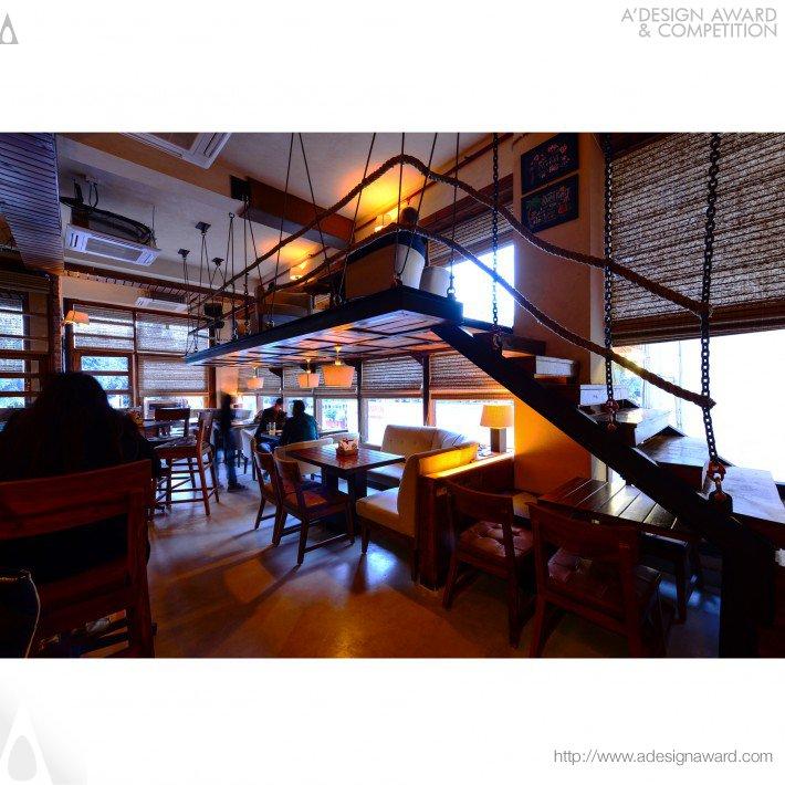 Uptown (Restaurant Design)