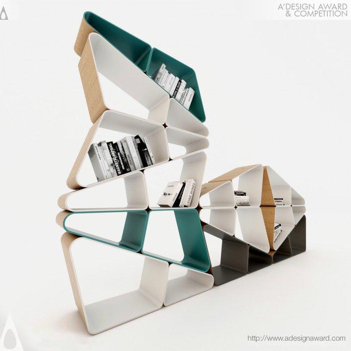 Angle (Bookshelf Design)