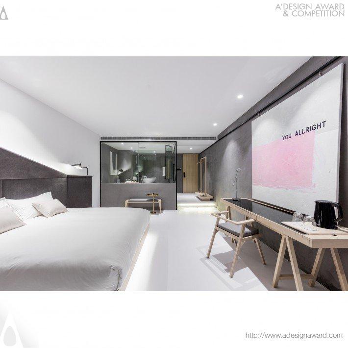 Wheat (Youth Arts Hotel Design)