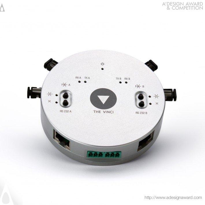 The Vinci (Protocol Analyzer & Converter Design)