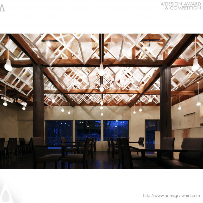 Dream Dairy Farm Restaurant (Restaurant Design)