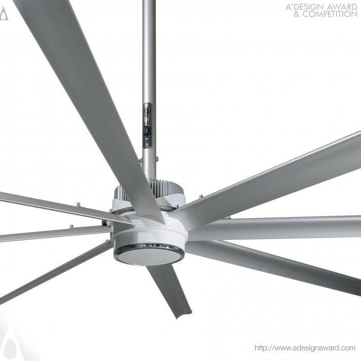 Essence (Ceiling Fan Design)