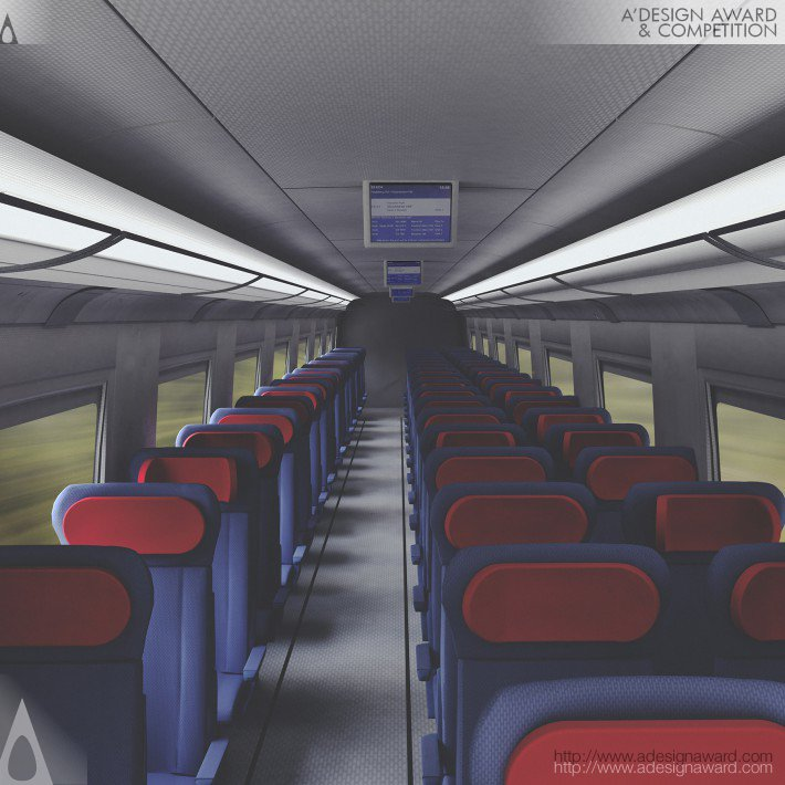 Deutsche Bahn Add-Ons (Train Improvement Concept Design)
