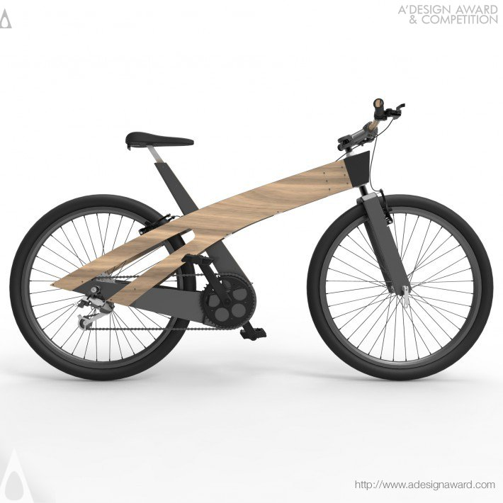 Yunus Emre Pektas - Lignum Nature Friendly E Bike