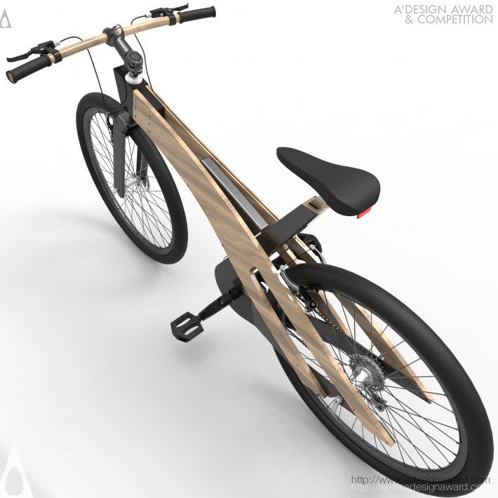Nature Friendly E Bike by Yunus Emre Pektas