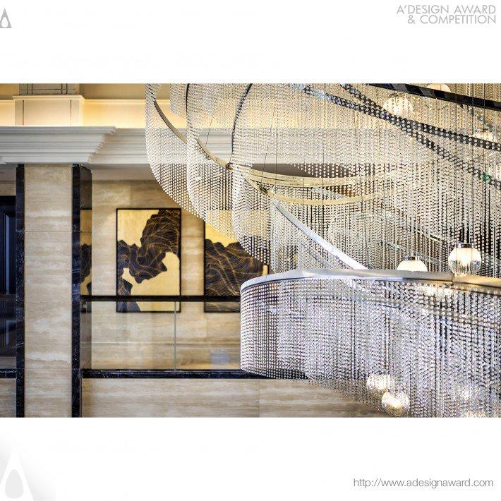 Grand Influx Center (To Promote Apartment Sales Design)
