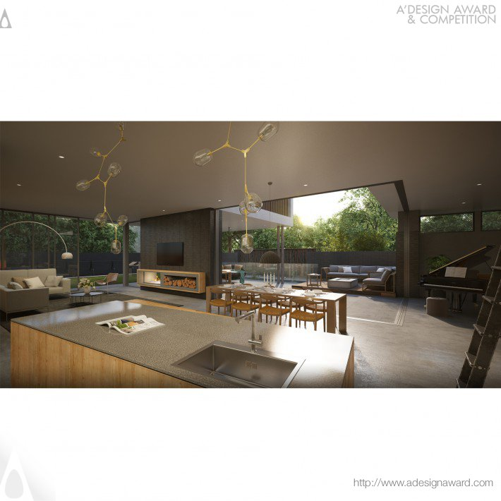 Colega Architects Residential House
