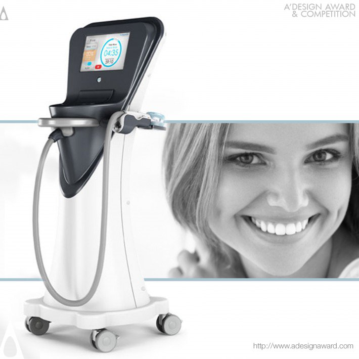 Thera Oral Teeth Whitening Device by Ela Pincu
