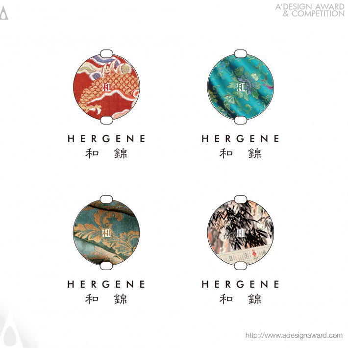 Hergene (Logo Design)