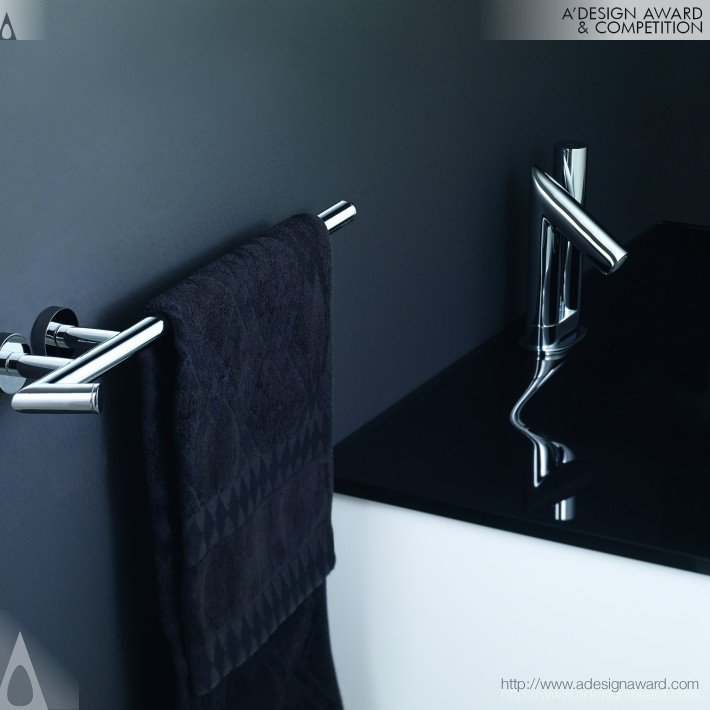 Straw (Faucet Basin Mixer Design)