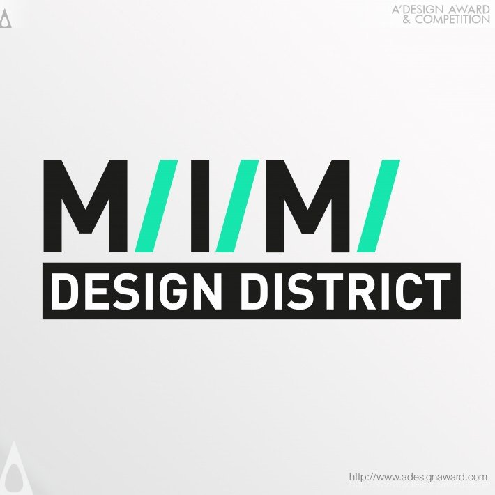 M/I/M/Design District (Corporate Identity Design)