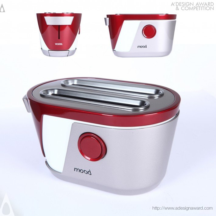 Mood Breakfast Set (Kettle, Coffee and Tea MacHine, Toaster Design)