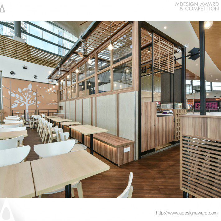 Madame Waffle At Ioi City Mall by Matthew Lim