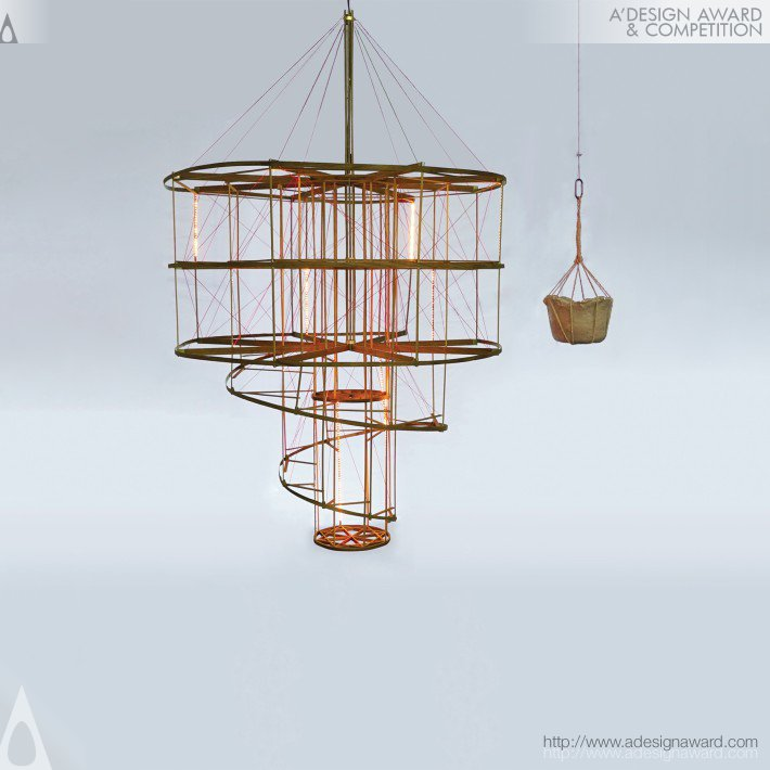 Octagon Lighting by Tat Pin Mac, Chen
