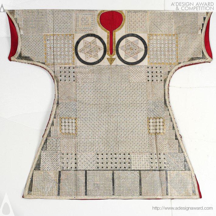 Talismanic Shirt (Necklace Design)