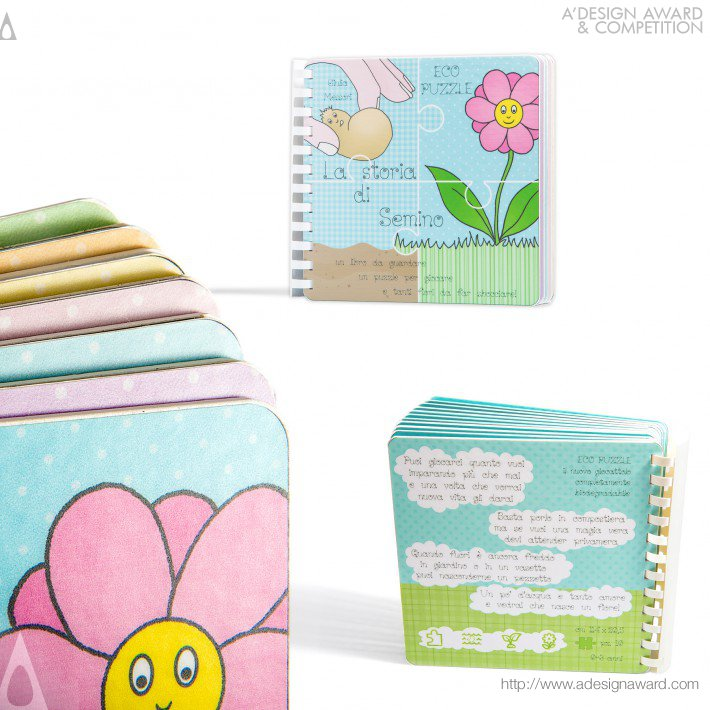 Eco (Puzzle Book Design)