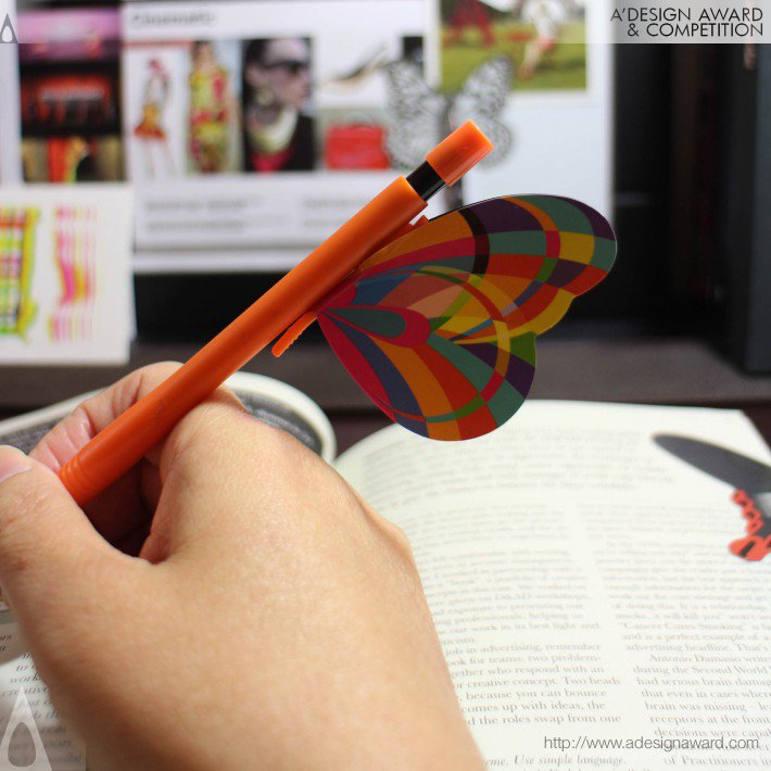 Multi-Functional Pen Holder by Rachel Chen