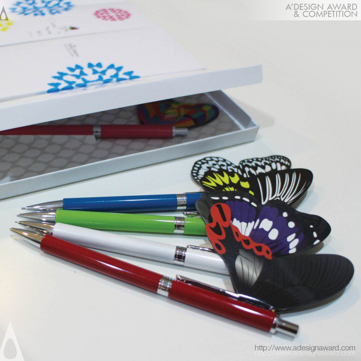 Rachel Chen Multi-Functional Pen Holder