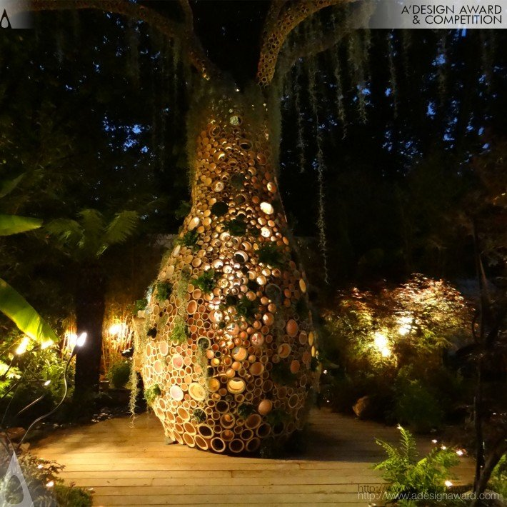 Baobab Garden (Garden Design)