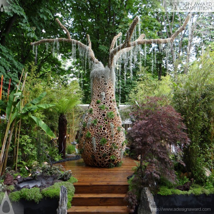 A\' Design Award and Competition - Images of Baobab Garden by Jardins ...