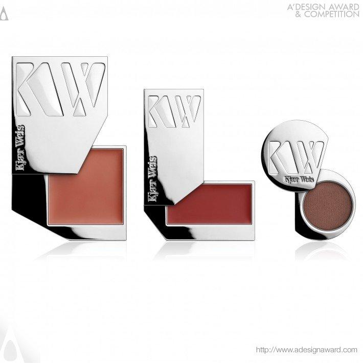 Kjaer Weis (Make-Up Collection Design)
