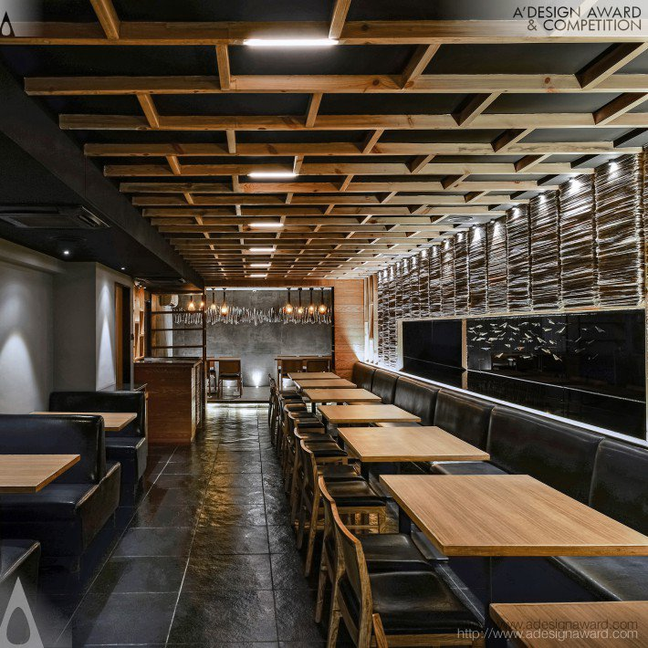 Dalchini (Indian Restaurant Design)