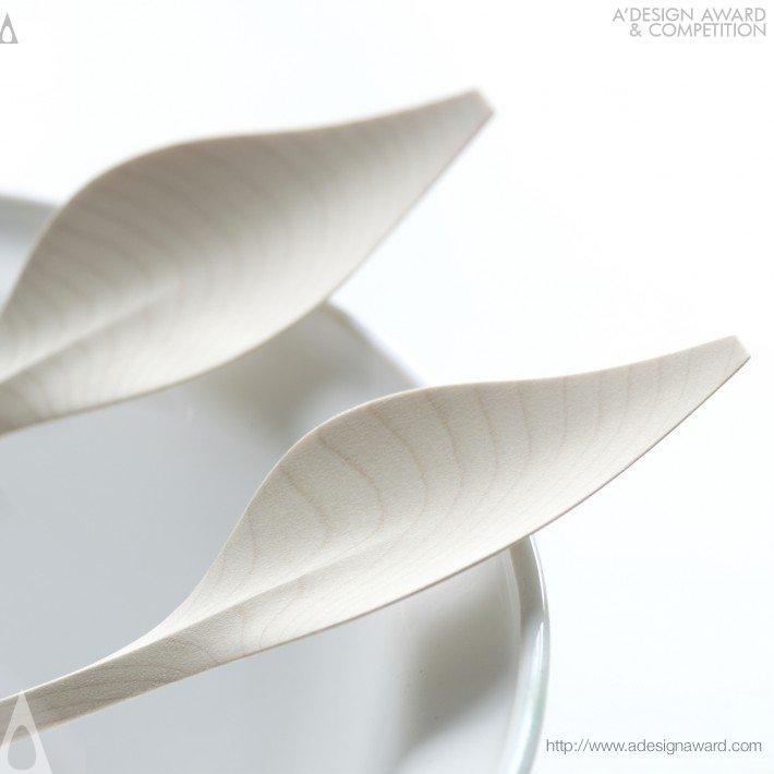 Verso (Salad Servers Design)