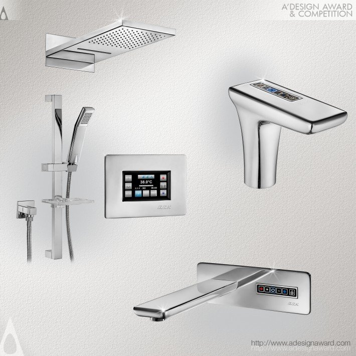 Electra Faucets by E.C.A. Design Team
