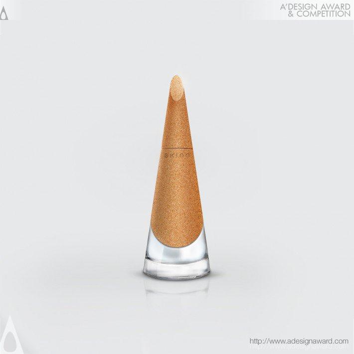 Skinn (Fragrance Packaging Design)