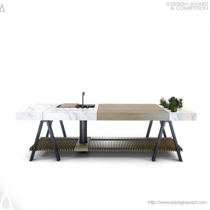 Banco (Kitchen Table Design)