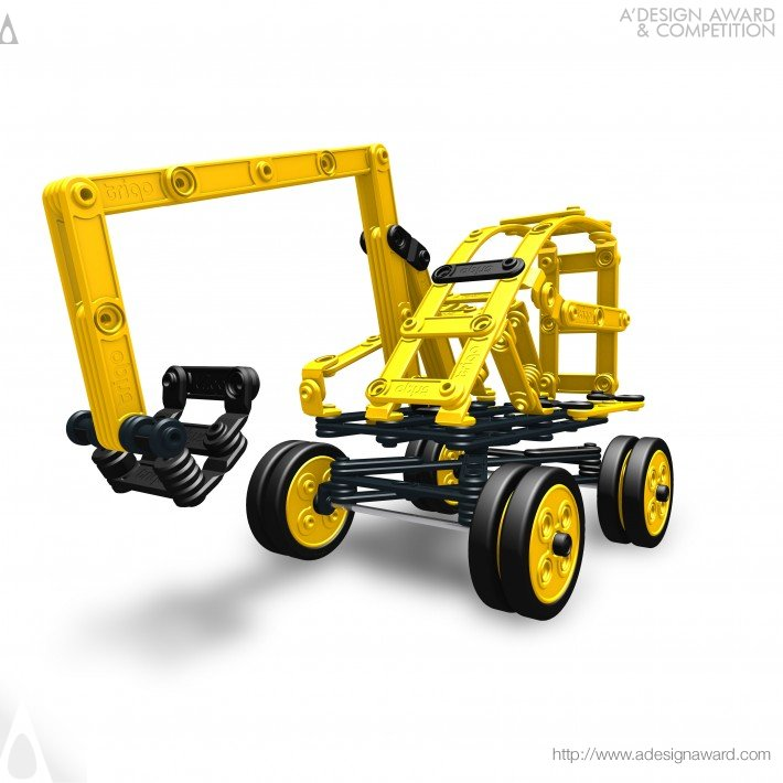 Triqo (Construction Toy Design)