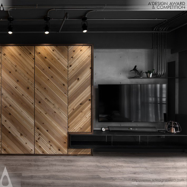 Warm Loft (House Design)