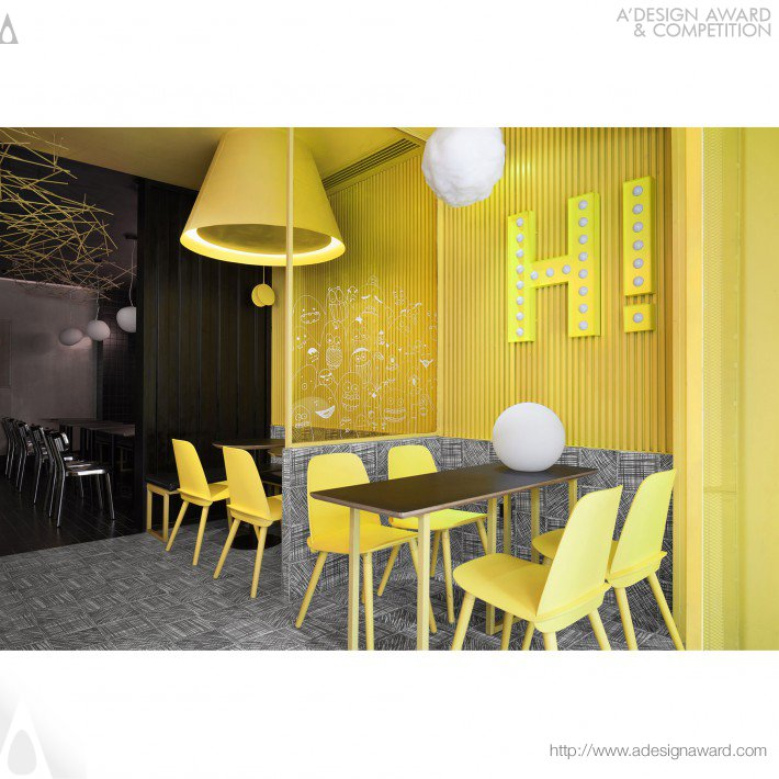 Yalin Zhang - Hi-Pop Tea Concept Store