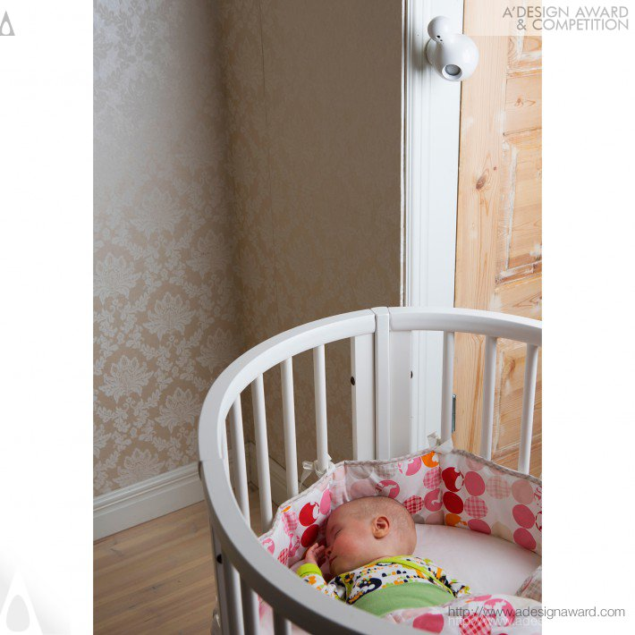 Star (Remote Access Video Baby Monitor Design)