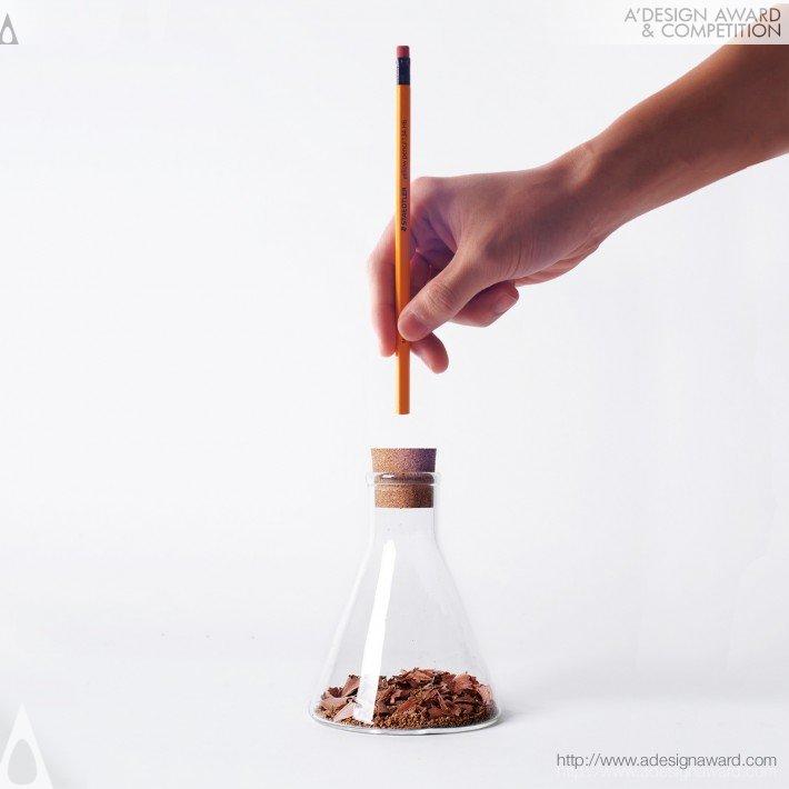 Acutor (A Pencil Sharpener Design)