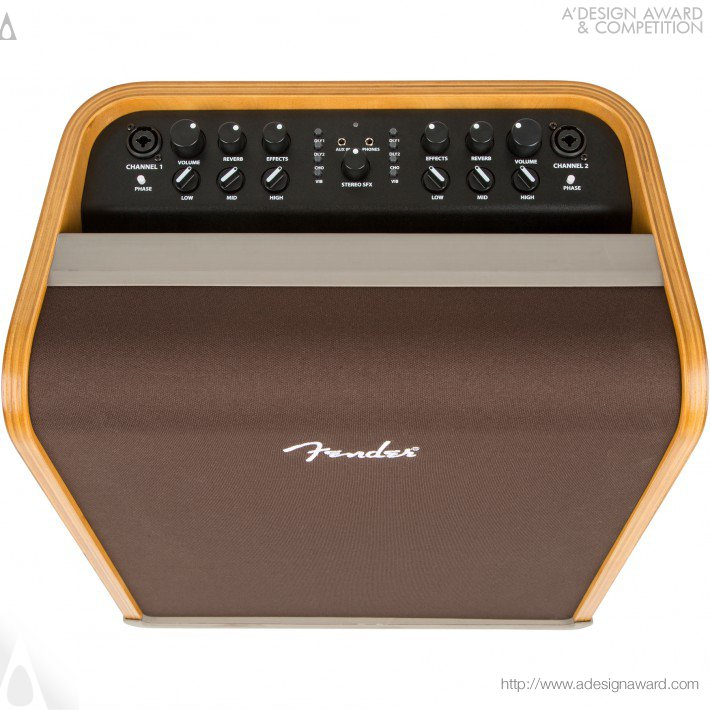 Fender Acoustic Sfx (Guitar Amplifier Design)