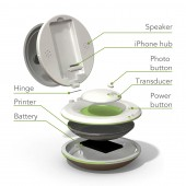 Ibaby Home Ultrasound Device Using Iphone