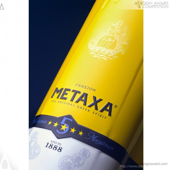 Metaxa On-Metal (Packaging Design Design)