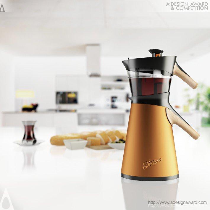 Steam (Tea Maker Design)